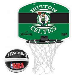 Минитабло Boston Celtics Spalding