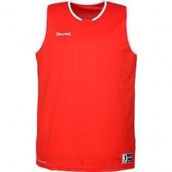 Spalding Move TANK TOP red