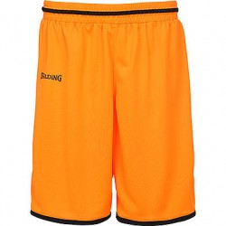 Spalding MOVE SHORTS orange