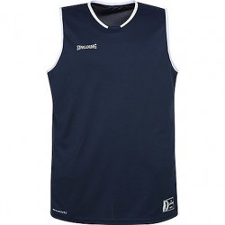 Spalding Move TANK TOP dark blue