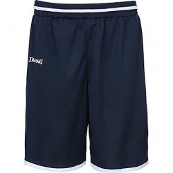 Spalding MOVE SHORTS dark blue