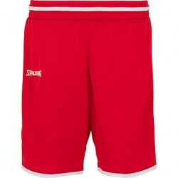 Spalding Move SHORTS red