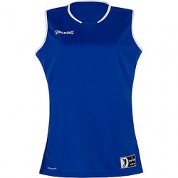 Spalding Move TANK TOP blue
