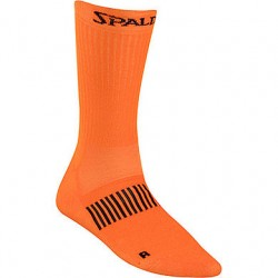 Spalding socks orange