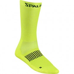Spalding socks yellow