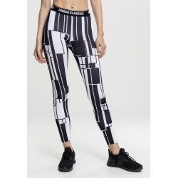 Ladies Graphic Sports Leggings